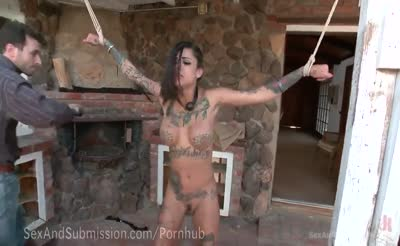 Bonnie Rotten Bondage Fantasy With James Deen!