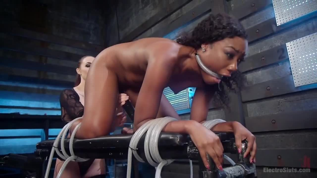 Amateur Lesbian Bondage Orgasm