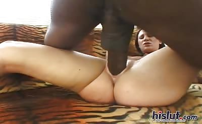 pulsating orgasms for Gen ass got slammed by anaconda